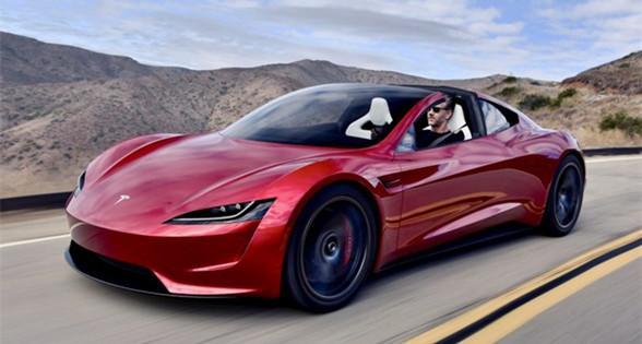 眼前一亮!特斯拉新一代Roadster更多细节照曝光