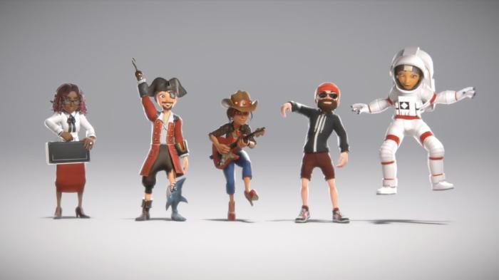 微软新一代Xbox Live虚拟人偶系统本月预览