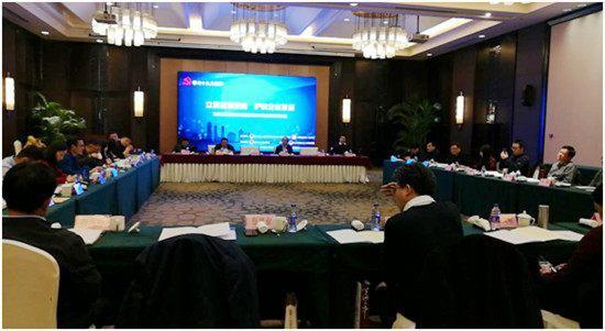 王文俊在营商法治环境会议上提出建议