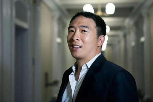 杨安泽登纽约时报封面:我想成为美第一位华裔总统