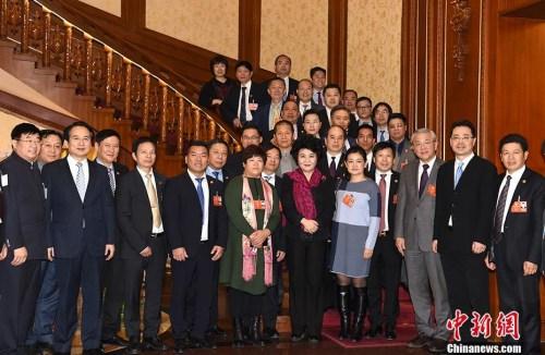 海外列席侨胞:冀通过列席两会,对北京有更全面深入认识