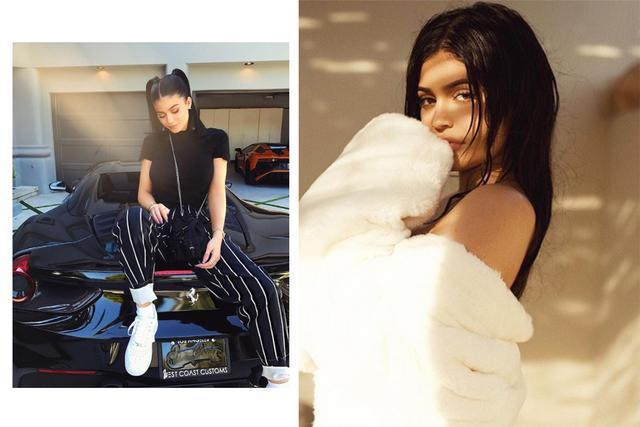 女生的梦幻衣柜!Kylie Jenner收藏的包包多得像百货公司