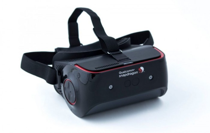 高通和Tobii合作开发移动VR头显眼动追踪技术