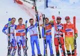 平昌冬残奥会高山滑雪男子大回转 意大利选手夺冠