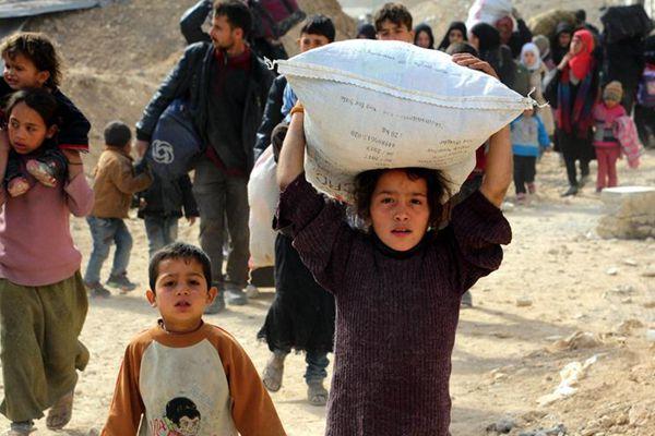 叙政府军收复东古塔一要地 数千被困平民撤离