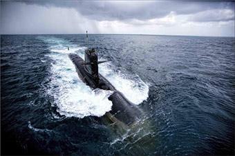 印度国产潜艇刚服役就参加印法联合军演