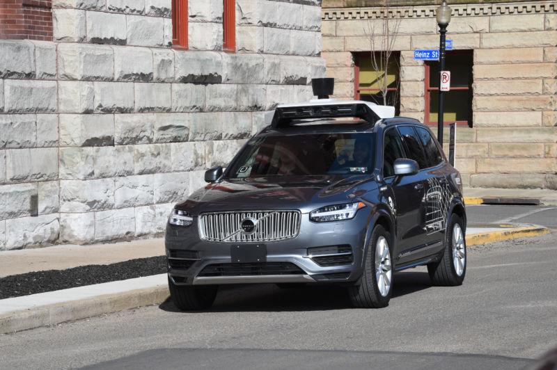 无人驾驶路途坎坷 Uber自动驾驶再传车祸