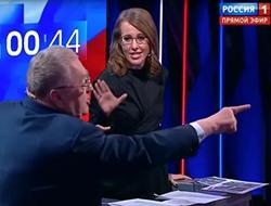 2月28日的电视辩论一片混乱