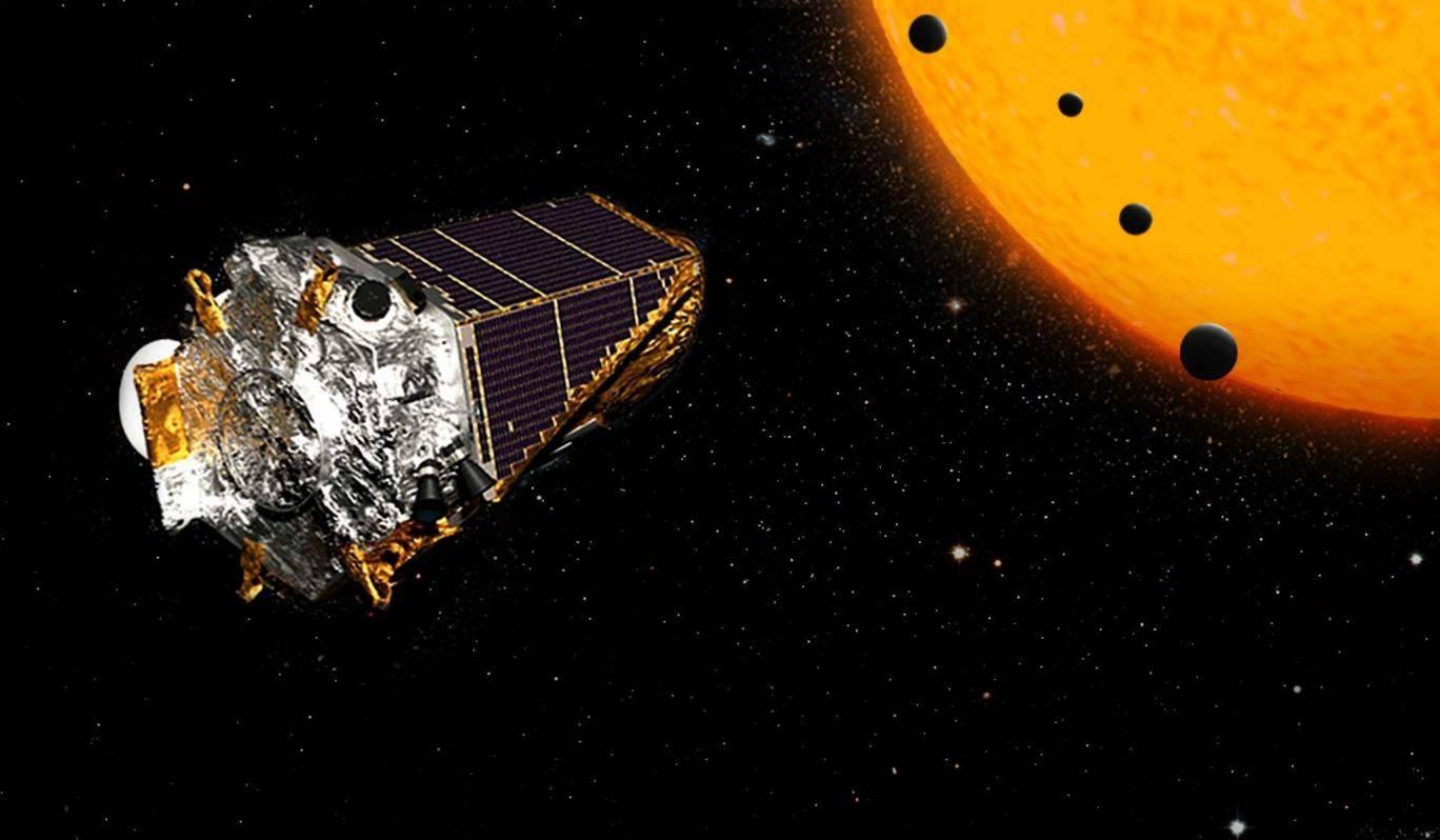 燃料将耗尽!开普勒太空望远镜即将结束使命
