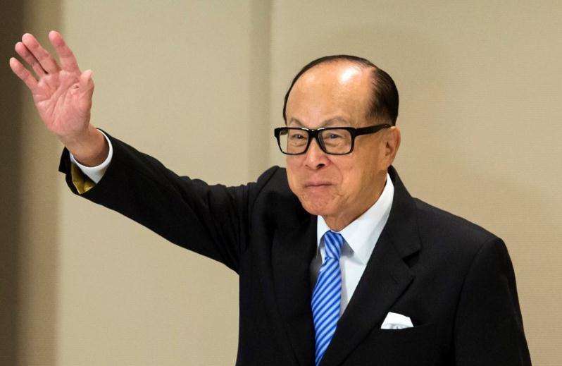 告别!90岁香港首富李嘉诚宣布退休 长子李泽钜接棒
