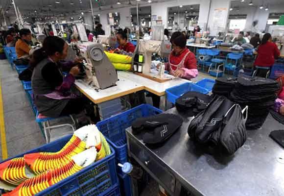 揭秘中国鞋城莆田:国际品牌代工订单越来越多