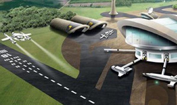 英国允许境内发射火箭 希望在太空竞赛中领先