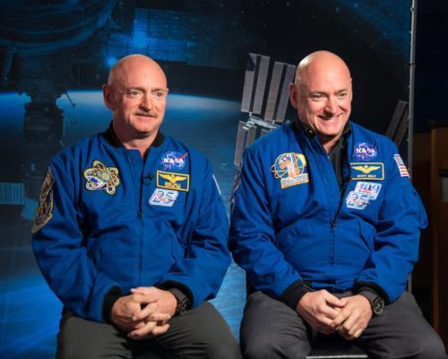 在太空待一年,宇航员DNA和双胞胎哥哥变不同?