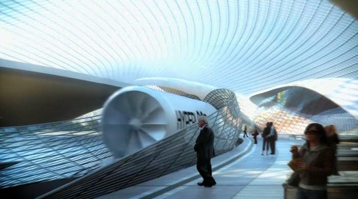 """""""超级高铁""""概念提出已5年 目前进展如何?"""