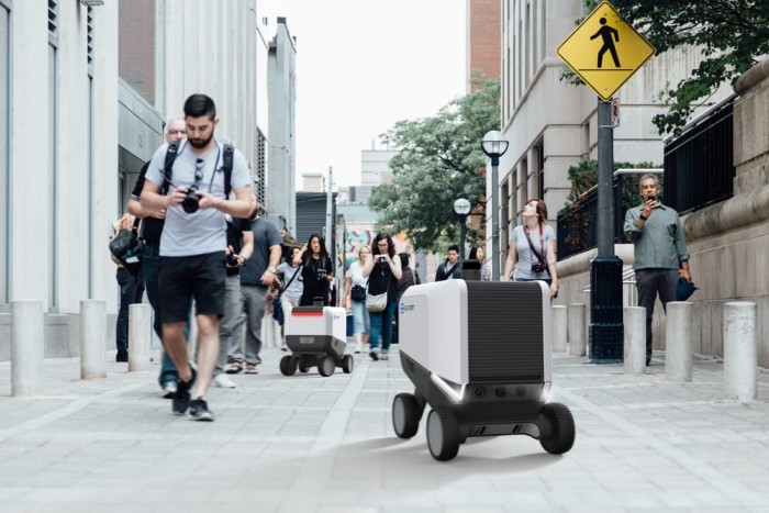Eliport机器人的出现:送货工作将不再需要人类