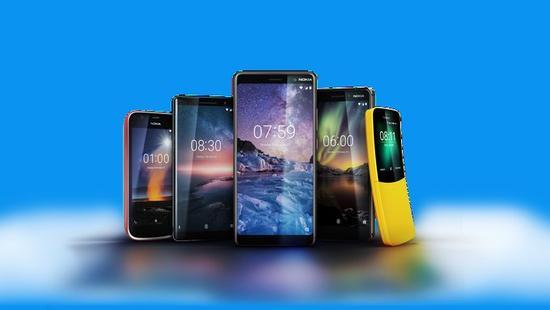 诺基亚押注印度:想靠4G功能机打入当地市场前五