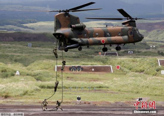 """日本拟将""""拥有对敌基地反击能力""""写入防卫大纲?"""
