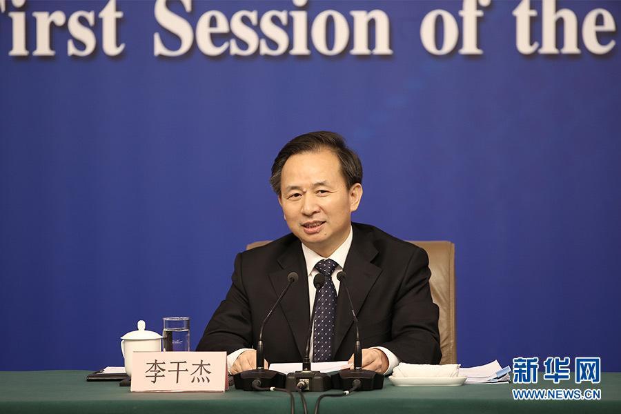 李干杰:过去五年中央财政在大气污染治理方面投入超600亿