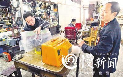 中国首台黑白电视问世60周年 如今藏品最高卖千元