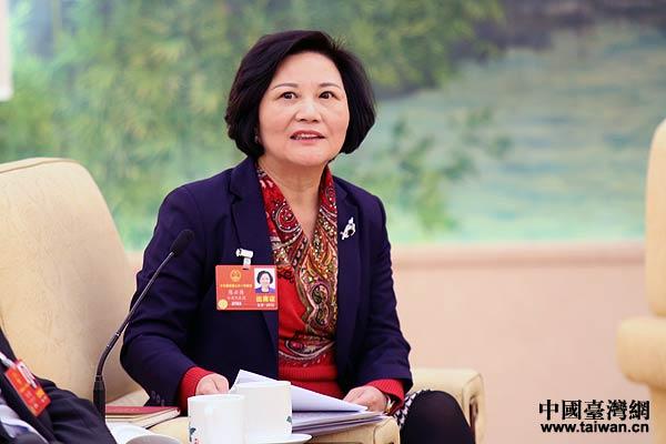 全国人大代表陈云英:我要让我的国家变得更好一些