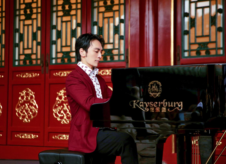吴牧野签约索尼音乐 携手再创经典让音乐点亮世界