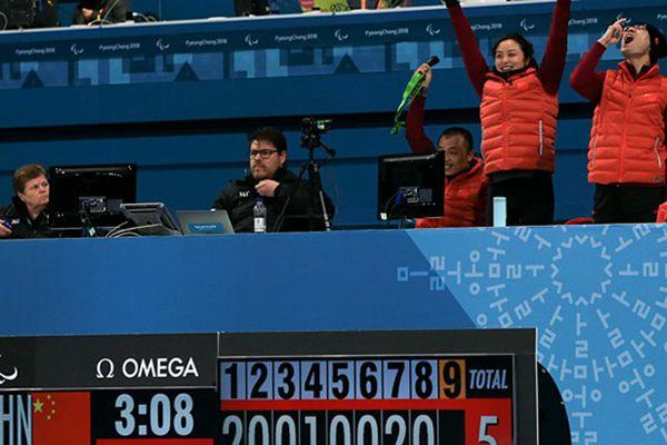 轮椅冰壶——中国代表团实现冬残奥会金牌零的突破