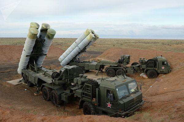 美媒:俄印将签50亿美元军工大单 包括采购S400
