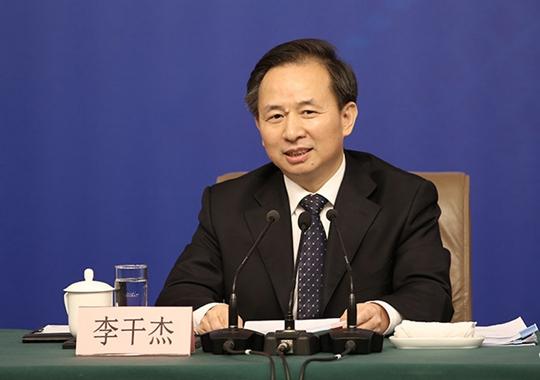 环保部部长李干杰答记者问