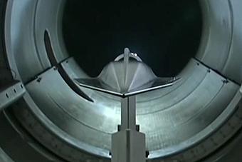 中国建25马赫高超音速风洞