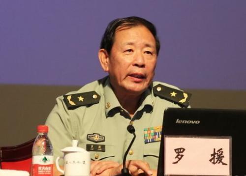 少将罗援:《台湾旅行法》是一剂抹着糖蜜的砒霜