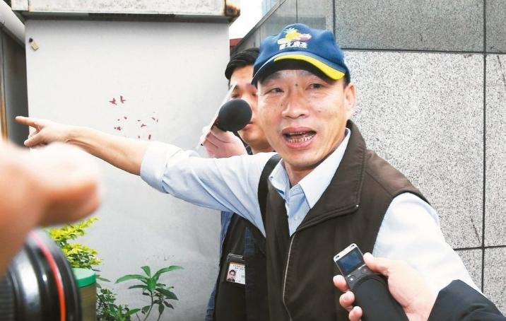 韩国瑜要选台北市长?最快明天宣布参选决定
