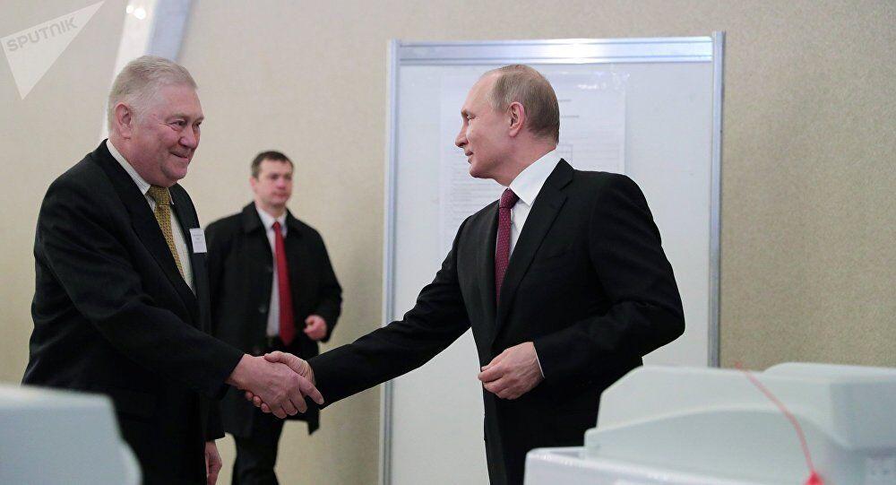 """俄罗斯""""毒杀""""前间谍?普京:一派胡说、鬼扯、胡说八道!"""