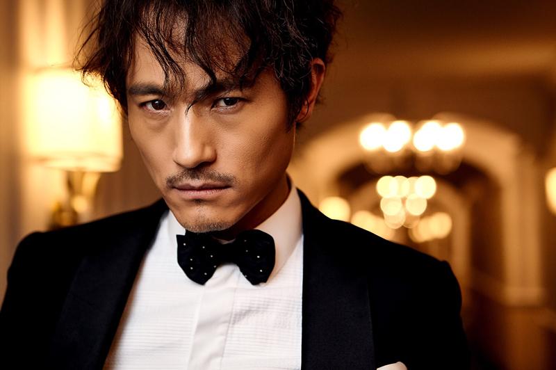 耿乐亮相亚洲电影大奖 获最佳男配角提名