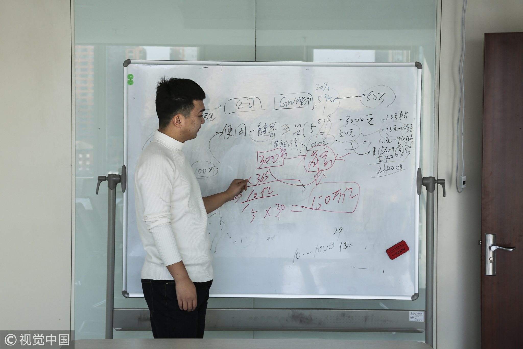 北漂大学生创业投资互联网 目标年薪百万
