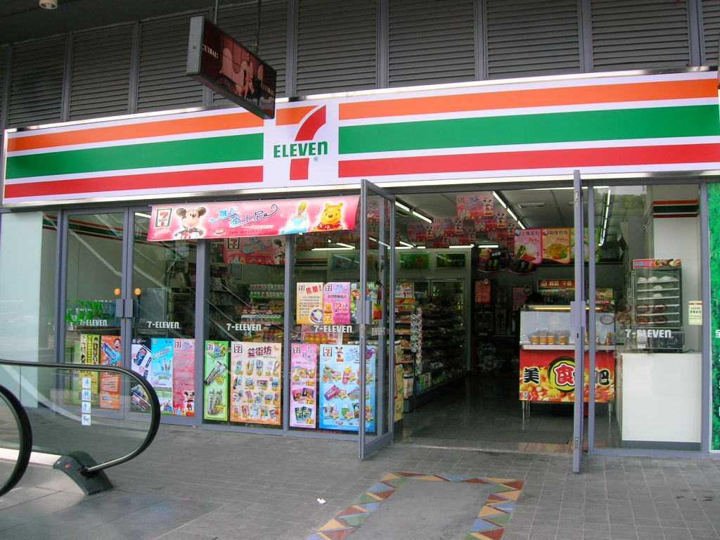 泰国每天千万人光顾的便利店 人脸识别能带来什么