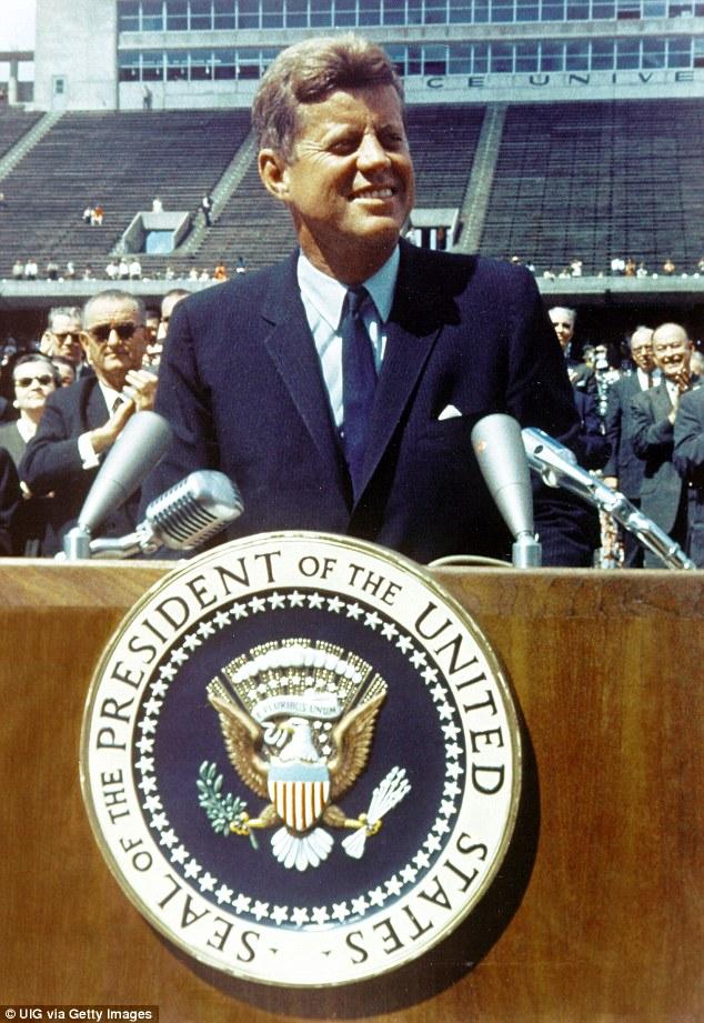 现代科技再现肯尼迪之声 完成55年前未完的演讲