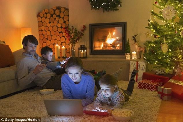 研究:全民网瘾!超1/4美国网民24小时网络在线