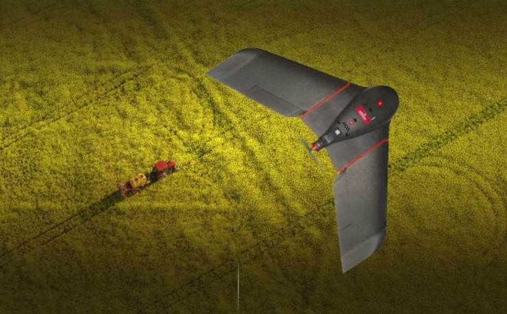 抗衡电商巨头亚马逊:沃尔玛申请多项农用无人机专利