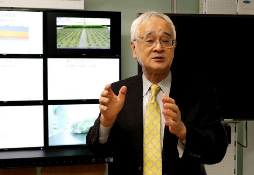 室内农业专家称韩日需要加大投资