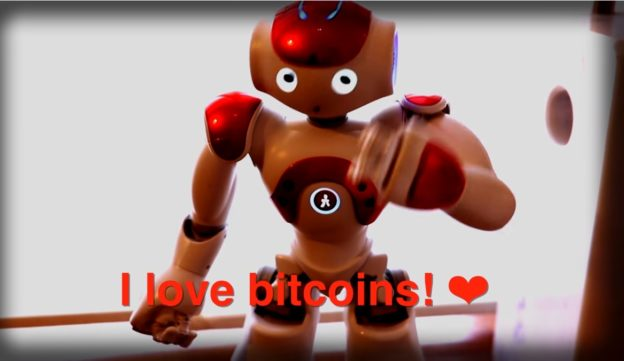 机器人爆出安全漏洞 爆粗口和索取比特币