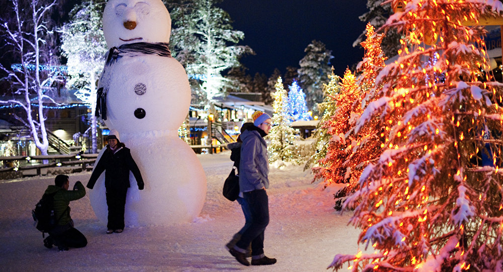 外媒:中国游客芬兰消费总额远超过其它国家游客