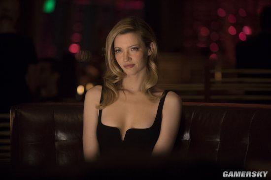 《西部世界》第二季新剧照 美女机器人秘书回归