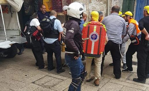 以色列男子在耶路撒冷被刺身亡 袭击者被击毙