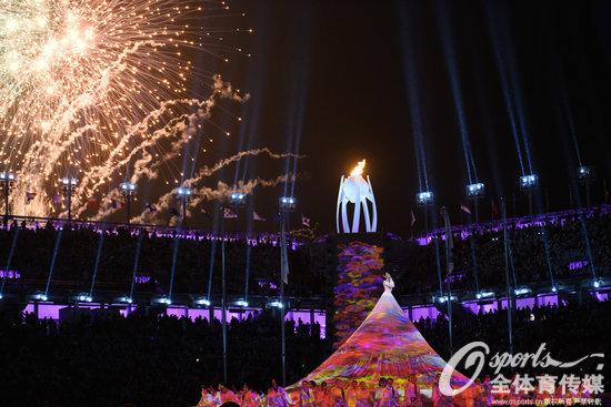 相约北京! 冬季残奥会在韩国平昌闭幕
