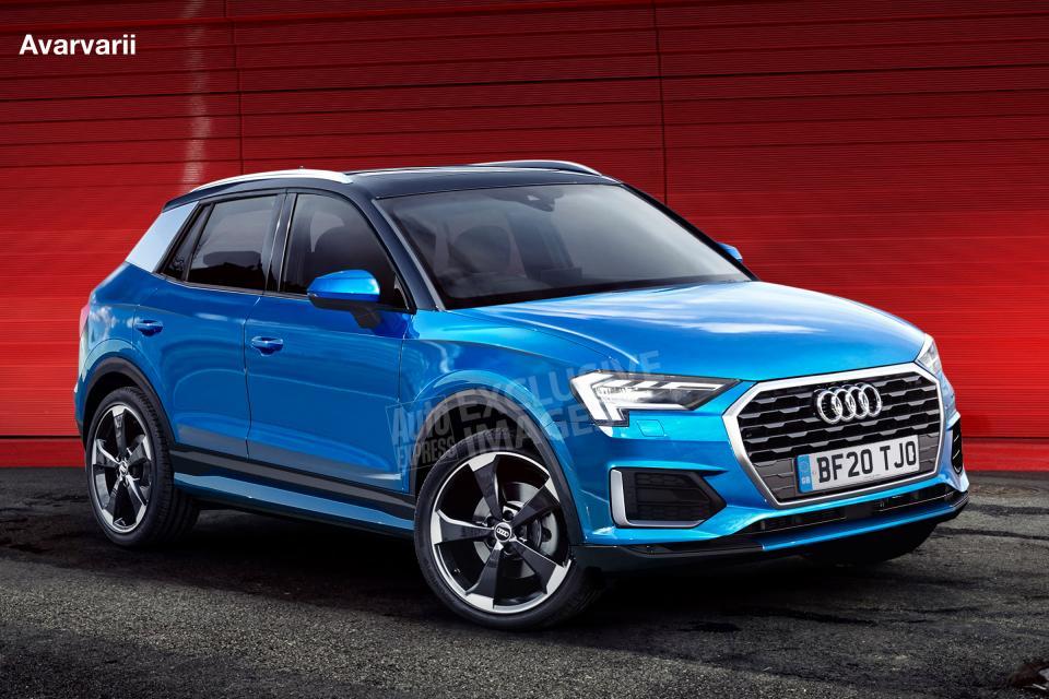 奥迪SUV阵容扩大 将在2020年推出新款Q1