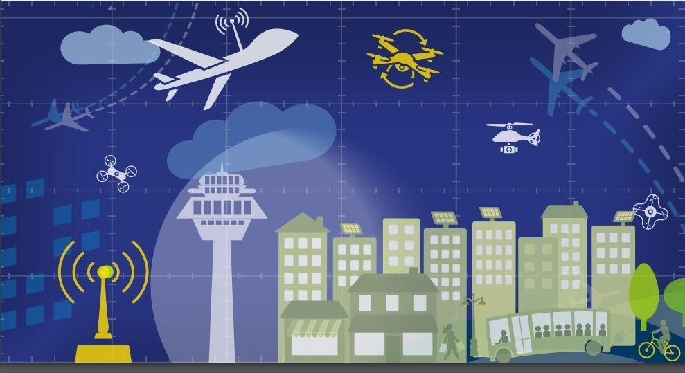 U-space蓝图:将无人机安全融入欧洲空域