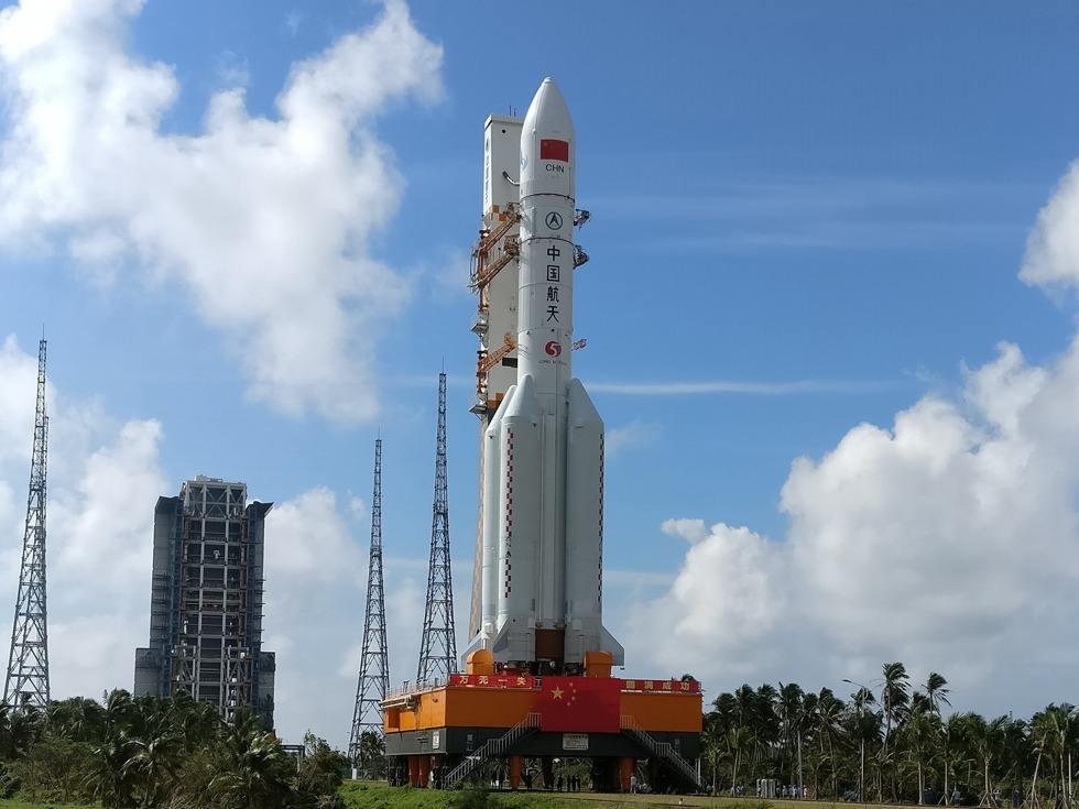 长征五号B运载火箭将于2019年6月前后首飞