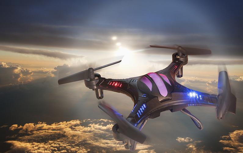 """无人机建""""航线"""""""
