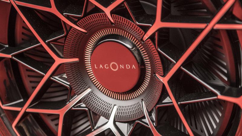 阿斯顿•马丁概念车Lagonda或将发布SUV车型