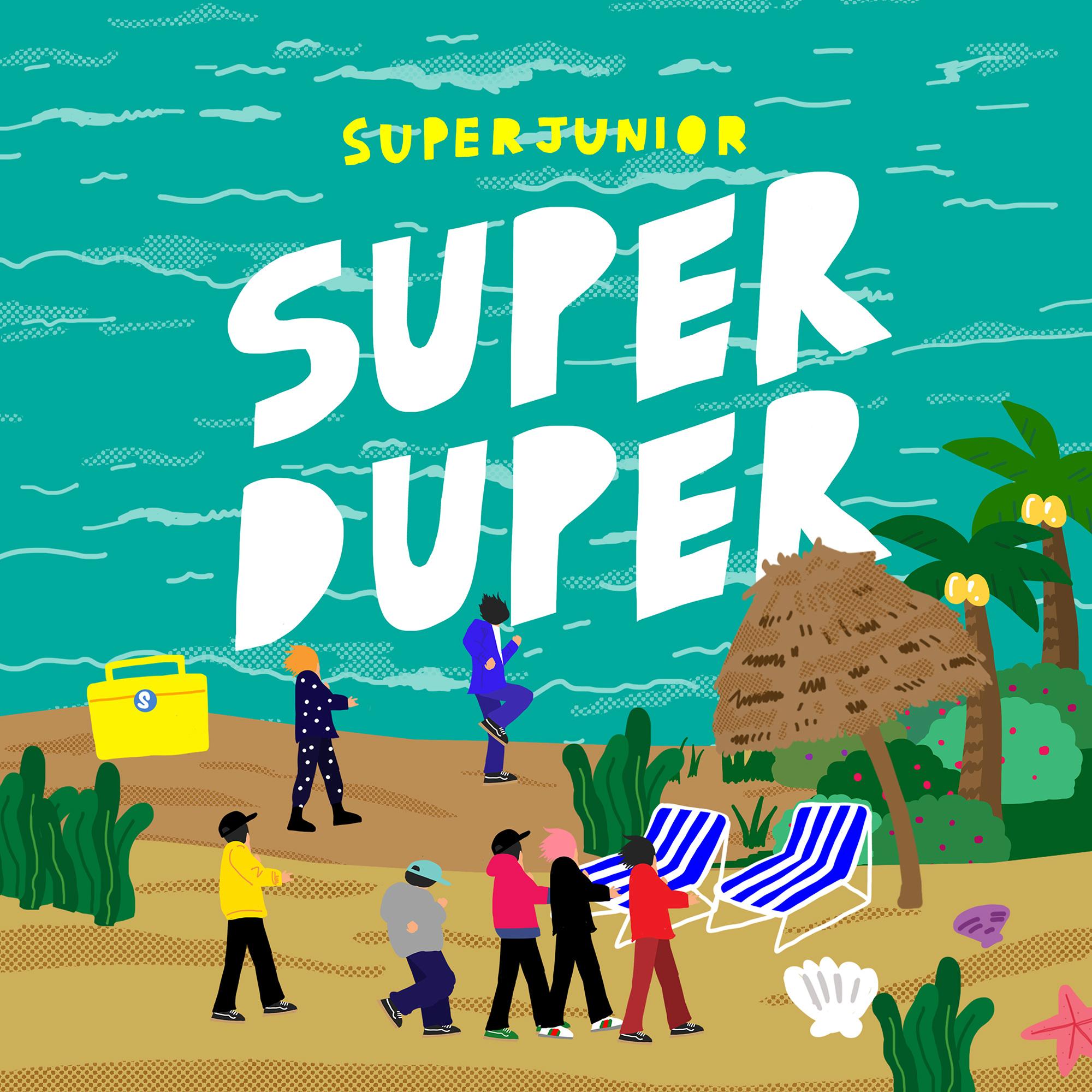 Super Junior正规8辑后续专辑先公开曲 3月23号下午公开